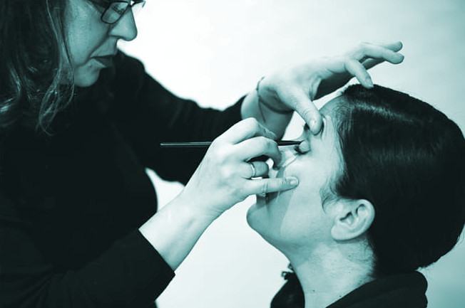 Charo Jurado Makeup