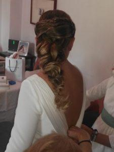 Peinado Novia Elegante y Sofisticado