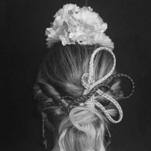 Peluqueria flamenca divisa taurina